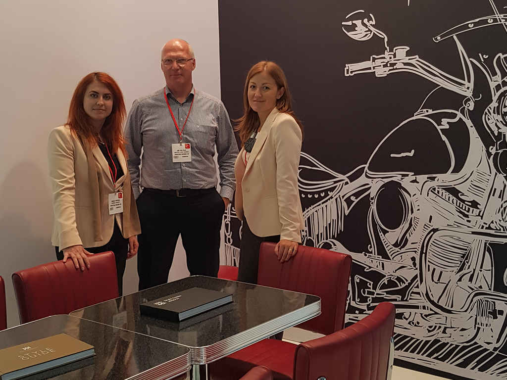 Tempting Brands AG at Brand Licensing Europe 2016