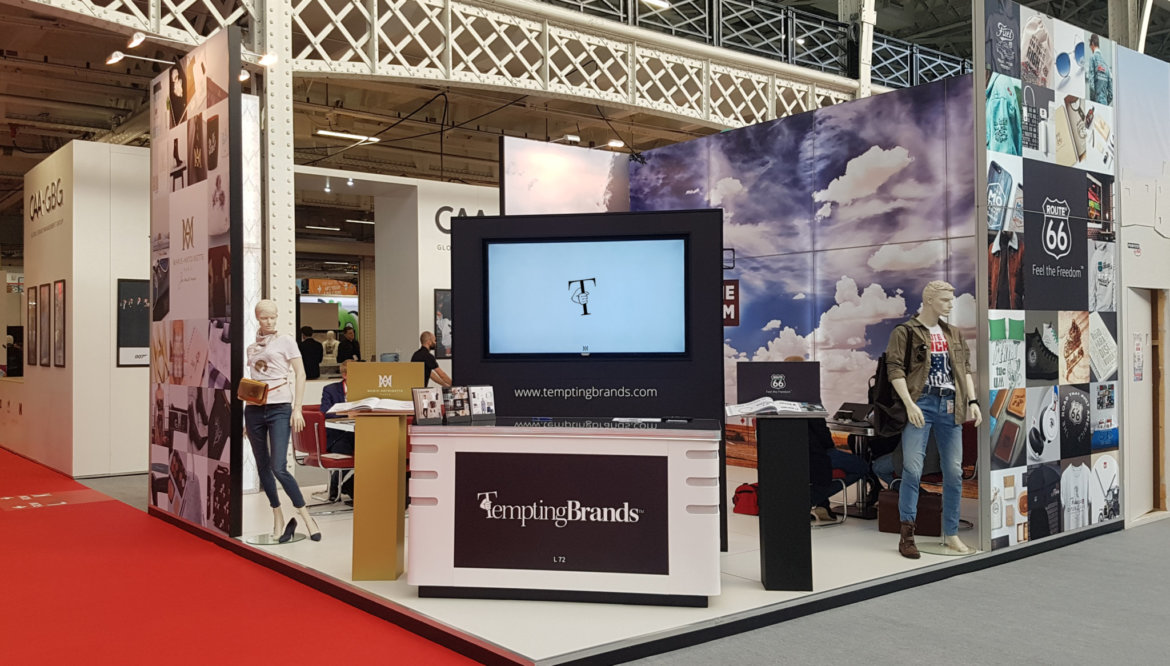 ROUTE 66 and Marie-Antoinette at Brand Licensing Europe 2018